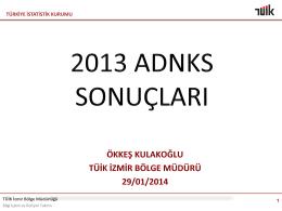türkiye, 2013
