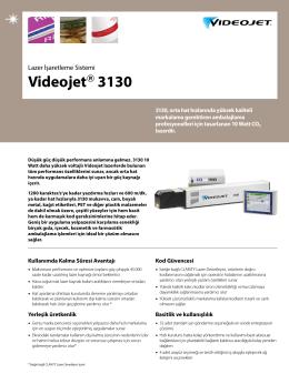 3130 Teknik Özellik Sayfası