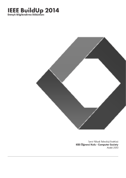 IEEE BuildUp 2014