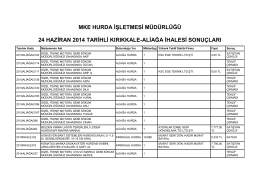 24 haziran 2014 tarihli kırıkkale