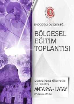05 nisan 2014 - Endouroloji Derneği