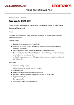 Tardigrade ECAS 290