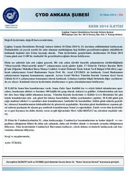 (10_EKIM 2014-\335leti.pub) - ÇYDD Ankara Şubesi
