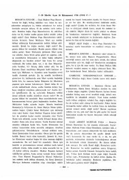 İ : 29 Meclisi Ayan 20 Kânunusani 1326 (1910) C: 1 BESARYA