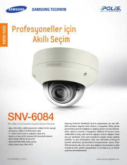 SNV-6084