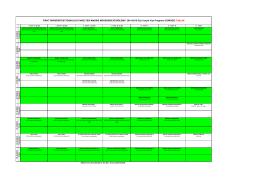 Makine Mühendisliği Bölümü 2014-2015 Güz Yarıyılı Vize