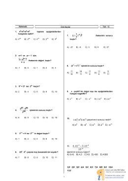 indir! - MB-Matematik