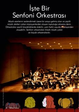 İşte Bir Senfoni Orkestrası