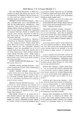 Meciisi Mebusan İ : 42 16 Temmuz 1328 (1912) C : 1 Onun için