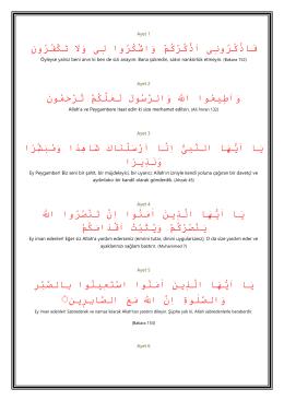 ayetleri̇ pdf formatinda i̇ndi̇rmek i̇çi̇n tiklayiniz