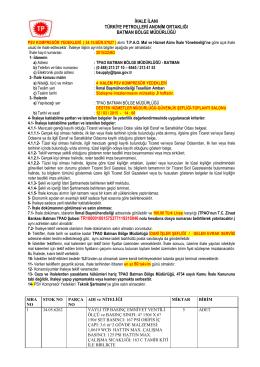 Psv kompresör yedekleri ( 34.15.B