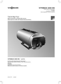M75A Teknik Bilgi Föyü435 KB