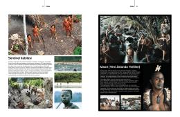 maori (yeni zelanda yerlileri) sentinel kabilesi