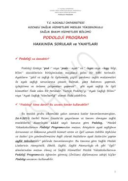 Podoloji_ Prog Hk SSS, SH-AP 12.4.2014