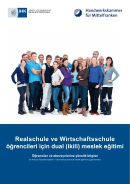 meslek eğitimi - IHK Nürnberg für Mittelfranken