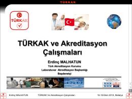 TS EN ISO 15189 - Türk Biyokimya Derneği
