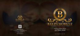 E-Catalog - Baypa Mobilya