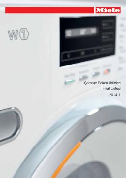 Çamaşır Bakım Ürünleri Fiyat Listesi 2014-1