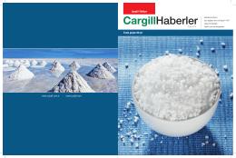 Ocak - Cargill