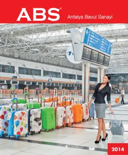 Antalya Bavul Sanayi