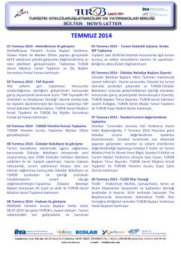 temmuz 2014