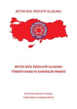 Barış ve Kardeşlik Projesi - Bütün Sivil İnisiyatif Platformu