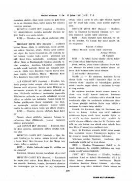 Meclisi Mebusan t: 34 13 Şubat 1331 (1915) C : 1 muhabere edebilir