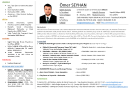 Download - Ömer SEYHAN