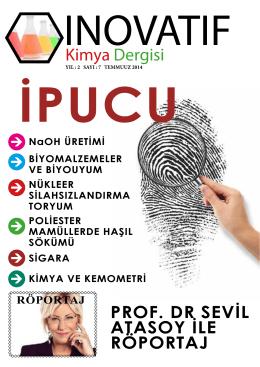 Kimya Dergisi - WordPress.com