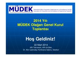 pdf - MÜDEK