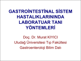 Band ligasyonu - Prof.Dr. Murat KIYICI
