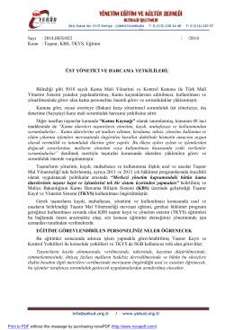 Yönetim Eğitim ve Kültür Derneği (YEKÜD)