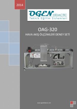 OAG-320 - ogen didactic teknik eğitim sistemleri
