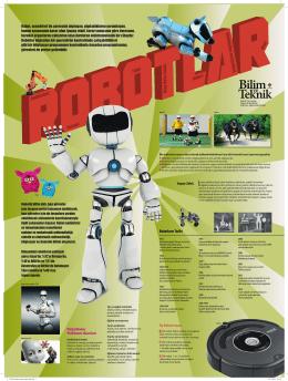 Robotlar - Bilim Teknik