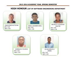 2013-2014 academıc year, sprıng semester