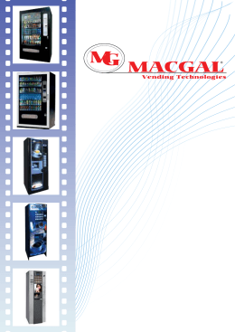 online katalog - macgal otomat