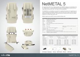 NetMETAL 5