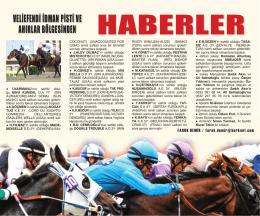 HABERLER - Liderform
