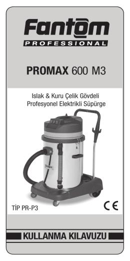 PROMAX 600 M3 KULL.KLV