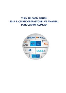 Basın Bülteni - Türk Telekom Investor Relations