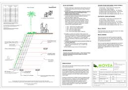 Flexi HDS KT Geoweb Ön Yüzlü Yeşillenebilir İstinat Duvarı Tip Kesiti