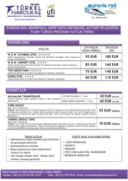 İstanbul - T-Tur
