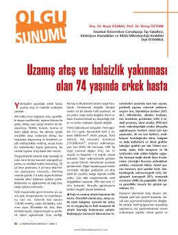 82-84 Olgu Sunumu