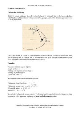 Astronotik_2014_7 - Astronomi ve Uzay Bilimleri Bölümü