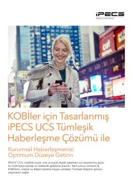 iPECS UCS Teknik Özellikler