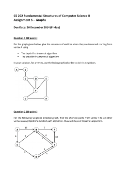 CS 202 Fundamental Structures of Computer Science II Assignment