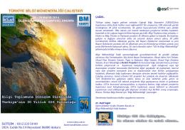 Çalıştay Programı (PDF)