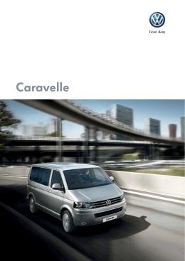 Caravelle - Volkswagen Ticari Araç