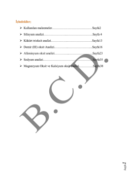 İndir (PDF, 3.93MB) - Kimya Ders Notları