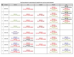 AMN 2014-2015 Guz DersProgrami